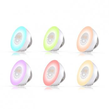 Cветовой будильник Wake Up Light Sunny Morning WPL-6640MD